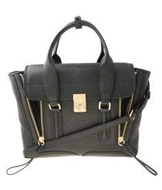 This 3.1 Phillip Lim satchel should be mine. Just because.