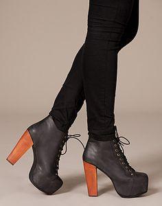 Jeffrey Campbell Lita shoes <3