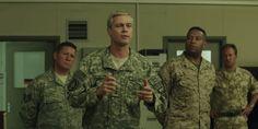 War Machine | Filme de guerra estrelado por Brad Pitt ganha trailer e novo cartaz