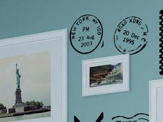 Been places? We're putting together a customizable Travel Postmark Collection to connect your photo collages to a place and time. Coming soon! http://www.wisedecor.com/
