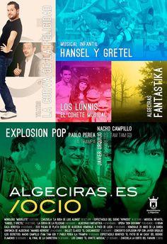 Programación cultural para otoño en Algeciras