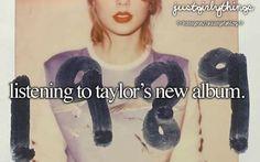 Image via We Heart It https://weheartit.com/entry/153994688/via/19127082 #1989 #inspiring #loveit #music #TaylorSwift #swifties #justgirlythings