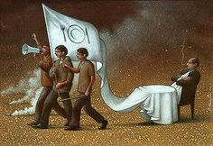 Pawel Kuczynski - Prace / Cartoons