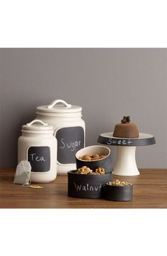 Cute kitchen accessory line.