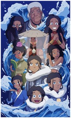 Legend Of Korra, Avatar Legend Of Aang, Korra Avatar, Team Avatar, Avatar The Last Airbender Funny, The Last Avatar, Avatar Airbender, Avatar Cartoon, Avatar Funny