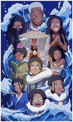 Legend Of Korra, Avatar Legend Of Aang, Korra Avatar, Avatar Ang, Avatar Fan Art, Team Avatar, Avatar The Last Airbender Funny, The Last Avatar, Avatar Airbender