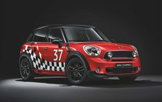 MINI John Cooper Works Tuning CHAMPIONSHIP package.