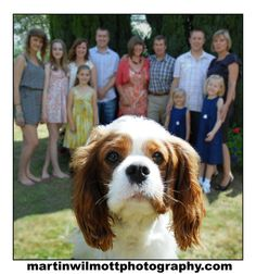 Family pictures in Essex