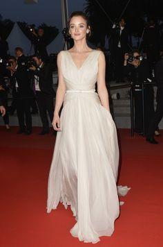 "Festiwal Filmowy w Cannes 2015: Charlotte Le Bon na premierze filmu ""Inside Out"", fot. East News"