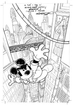 Disney Films, Disney Cartoons, Disney Characters, Disney Italia, Comic Books Art, Book Art, House Mouse, Live Action, Mice
