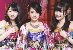AKB48 43rd Single 「Kimi wa Melody」 : Kashiwagi Yuki, Maeda Atsuko & Sashihara Rino