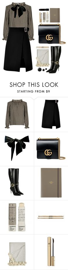 """14.11.16"" by malenafashion27 ❤ liked on Polyvore featuring M.i.h Jeans, storets, Gucci, Undercover, Korres, LA CHANCE, Dolce&Gabbana and MAC Cosmetics"