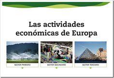 actividades economicas en europa - Buscar con Google