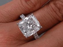 A gemstone solitaire may be the essential diamond engagement ring. Although other diamond engagement ring settings fall and rise in recognition, a solitaire ring is really a classic with constant, … Princess Cut Rings, Princess Cut Engagement Rings, Engagement Ring Cuts, Princess Cut Diamonds, Solitaire Engagement, Princess Wedding, Wedding Engagement, Bling, Bracelets