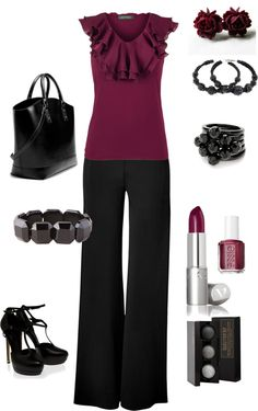 """Work Wear"" by brandy-bozeman-dyess on Polyvore"