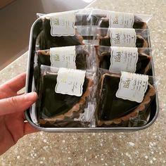 Bake Sale Packaging, Brownie Packaging, Baking Packaging, Bread Packaging, Dessert Packaging, Cookie Packaging, Dessert Boxes, Vegan Cafe, Bakery Business