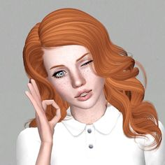 ✔ Newsea`s Born to Die hairstyle retextured by Sjoko for Sims 3 - Sims Hairs - http://simshairs.com/newseas-born-to-die-hairstyle-retextured-by-sjoko/
