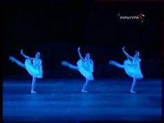 ▶ Osipova, Nikulina & Krysanova - La Bayadere Trio - YouTube