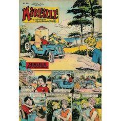 Mireille (n°277) du 27/05/1959 - Dessins de : Jean Sidobre (couv.) - Claude Verrier - Jean-Louis Pesch - Christian Gaty - Angelo Di Marco - George Scarbo -... [Magazine mis en vente par Presse-Mémoire]