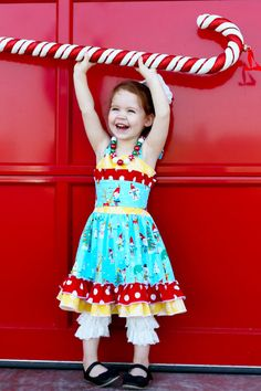 Cammy's Wrap Bodice Dress PDF Pattern Sizes to girls Baby Clothes Patterns, Sewing Patterns Girls, Clothing Patterns, Sewing Ideas, Modest Outfits, Girl Outfits, Missy Dresses, Little Girl Closet, Create Kids Couture