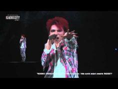 ホログラフィックライブ「hide crystal project presents RADIOSITY」『ピンク スパイダー』 - YouTube