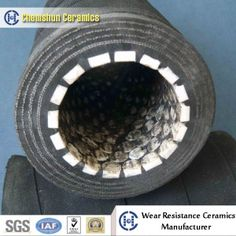 Ceramic Lined Rubber Hose Pipe with Wear Resistant Cylinder on Made-in-China.com