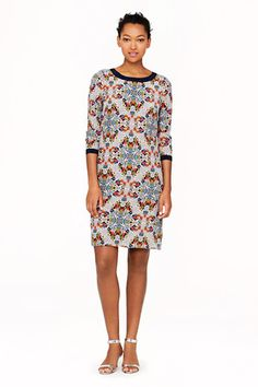 27 Throw-On-And-Go Dresses For Your 9-To-5 #refinery29  http://www.refinery29.com/work-dresses#slide21