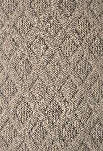 Manx Natural Styles Linea Shingle 100 Wool Grey Loop