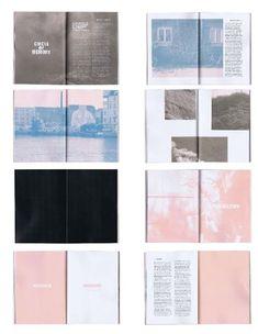 Simple layout ideas #minimal