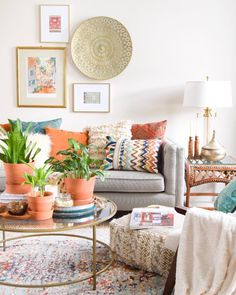 How to integrate Global Decor into your home - global eclectic living room . - How to integrate Global Decor into your home – global eclectic living room – - Boho Living Room, Home Living, Living Room Interior, Living Room Furniture, Luxury Living, Living Area, Clean Living, Office Furniture, Cozy Eclectic Living Room