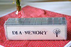 so werden alte dias(-Rahmen) zu einem neuen Memory