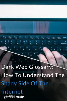 """Do you know what """"cold storage"""" is? Or how about """"doxxing?"""" The dark web has its own language. Learn the most important terms with this dark web glossary. Secret Websites, Cool Websites, Computer Tips, Computer Science, Hacking Apps For Android, Android Codes, Technology Hacks, Work Activities, Do You Know What"""