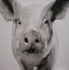 Santiago Ydanez. sin título. 2003. acrílico sobre tela. 150x150 cm.