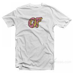c71235266 OF Logo Parody Odd Future Prison T-shirt. Odd Future ClothesTeen FashionistaCheap  Trendy ...