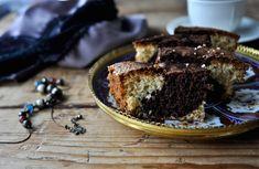 Marble cake - Κέικ κακάο/βανίλια Marble Cake, Smell Good, Treats, Desserts, Food, Sweet Like Candy, Tailgate Desserts, Goodies, Deserts