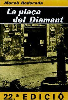 """La Plaça del Diamant"" de Mercè Rodoreda (Muy Buena) Sem Internet, Book Nooks, My Books, The Outsiders, Novels, My Favorite Things, Reading, Words, Classic"