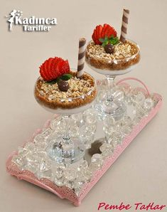 Bisküvili Kup Tarifi, Nasıl Yapılır? - Kadınca Tarifler Beignets, Menu, Table Decorations, Desserts, Recipe, Menu Board Design, Tailgate Desserts, Deserts, Postres