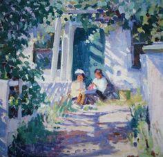 Edith Lake Wilkinson--Paintings