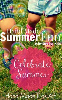 Fun Summer Activities for Kids.