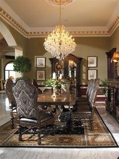 Room Scenes from Mar charisma design