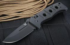 Benchmade 275BK Adamas Tactical Folding Knife