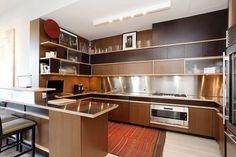 Marc Jacobs, NY 40 Mercer St apartment - kitchen