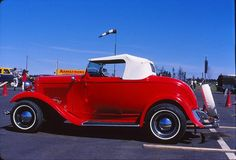 My Ford 32. Modified Sportcoupe.