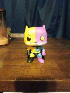 559cf8c04a76 Funko Pop Two-face (Batman Impopster) Loose Oob