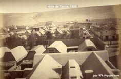 Vista de Tacna 1880
