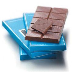Edle Milchschokolade von Amedei aus der Toskana
