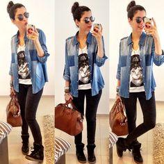.@garotasestupidas | Aeroporto nosso de cada dia! Kkkk REC - SSA | camisa Forever 21 + calça molet... | Webstagram - the best Instagram viewer