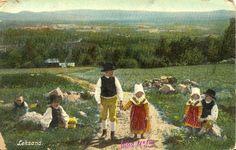 1912 Swedish postcard