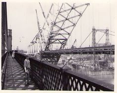 Pedestrian walkway on railway bridge across the Mersey at Widnes. Been there, done that many times. Places Of Interest, Pedestrian, Dementia, Walkway, Bridges, Urban, Times, History, Photos