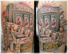 2018 online shopping for popular & hot slots tattoo from beauty & health, temporary tattoos, tattoo accesories, tattoo guns and more related slots tattoo Jack O'connell, Funny Videos, Videos Fun, Gaming Tattoo, Cars 1, Slot Cars, Las Vegas, Tipsy Bartender, Arizona Cardinals